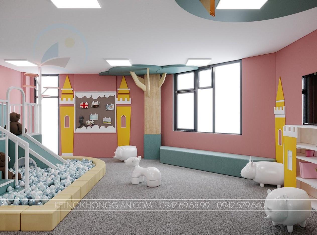 khu vui chơi cho trẻ em hà nội