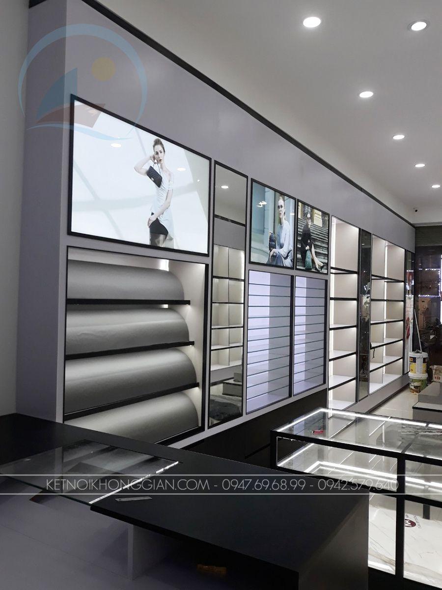 Mẫu thiết kế cửa hàng đẹp