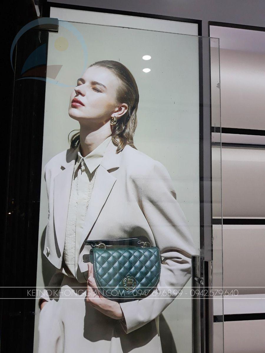 Poster cửa hàng thời trang